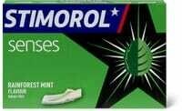 Stimorol Senses Rainforest mint 23g