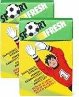 Sport Fresh Bonbons 2 x 85g