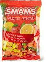 Smams Funny fruits 400g