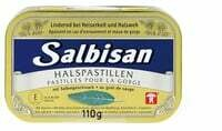 Salbisan Pastilles pour la gorge sauge 110g