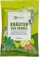 M-Classic kräuter aux herbes s. sucre 125g