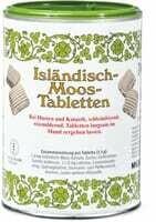 Isländisch-Moos-Tabletten 190g