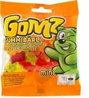 Gomz oursons gomme  100g