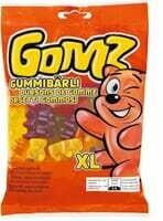 Gomz Gummi-Bärli Confiserie gélifiée 200g