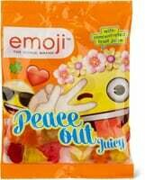 Emoji Peace out juicy 175g