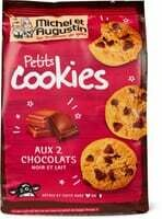 Michel & Augustin Petits cookies choco 150g