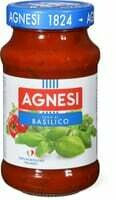 Agnesi Basilico 400g