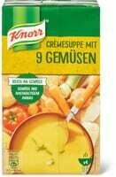 Knorr Potage aux 9 légumes 1l