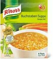 Knorr Soupe ABC 71g