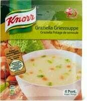 Knorr Graziella 72g