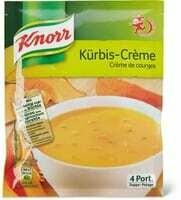 Knorr Crème de courge 78g