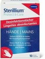 Sterillium Tissue 10pièce