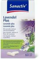 Sanactiv Lavande plus 60capsules