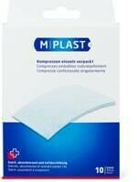 M-Plast compresse stérile 10 Pce