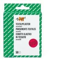 M-Budget Pansements textil 50 Pce
