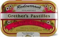 Grether's pastille Redcurrant 60g