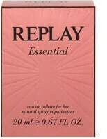 Replay Essential EDT 20ml