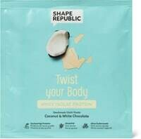 Shape Republic Whey Isolate 1er white Chocolate & Coconut 30g