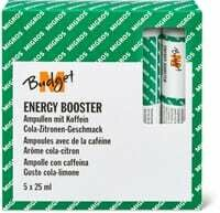 M-Budget Energy Booster 5x25ml