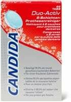 Candida Duo-Activ Prothèse dentaires 66 Pcs