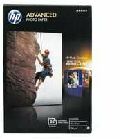 HP HP Advanced Glossy Photo 10x15cm Inkjet 1 pièce