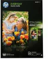 HP Hp Everyday Photo Paper 25x200g 1 pièce