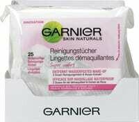 Garnier Lingettes démaqul. 25Stück