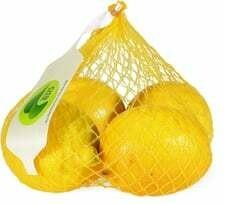 Bio Citrons 500g