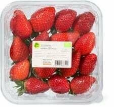 Bio fraises 400g
