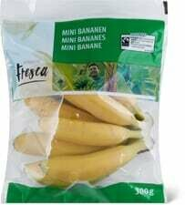 Bananes Mini Max Havelaar 300g