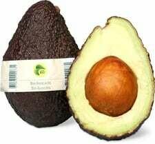 Bio Avocats mûres