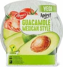 Anna's Best Vegi Guacamole 200g