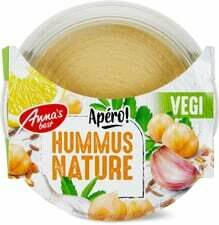 Anna's Best Vegi Hummus Nature 175g