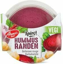 Anna's Best Vegi betteraves rouges 175g
