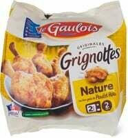 Grignotte de poulet 500g