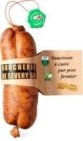 Saucisson Vaudois de Severy 100g