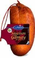 Saucisson au Gamay de Genève 100g