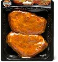 Steak de cou de porc Terrasuisse 275g