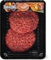 Grill mi Burger avec Emmentaler 200g