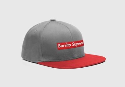 Burrito Supreme cap