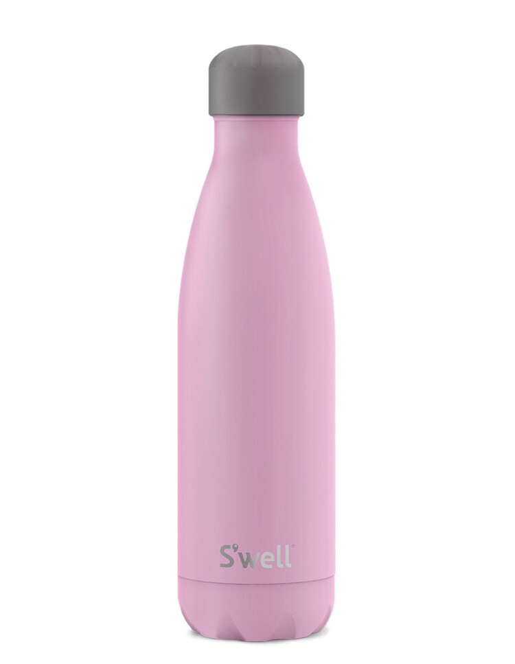 S'well, 17oz, pink/grey