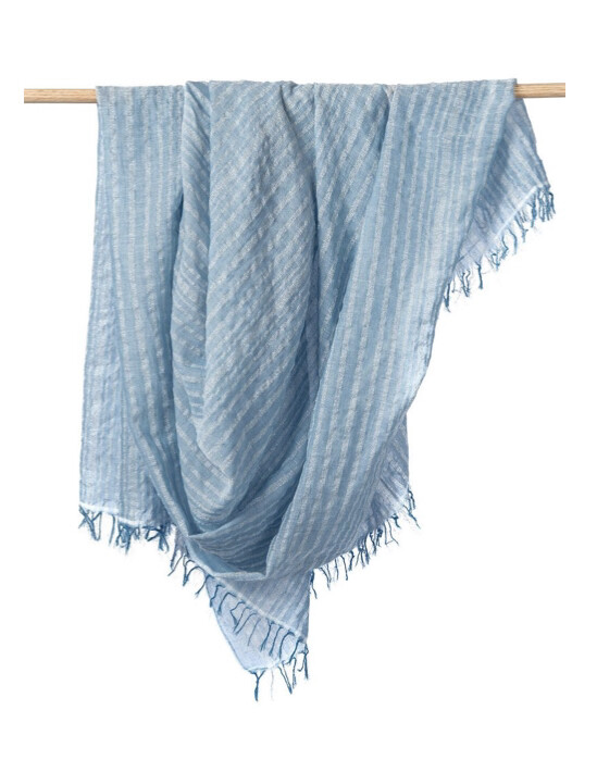 Bloom & Give, Leher Scarf, Blue