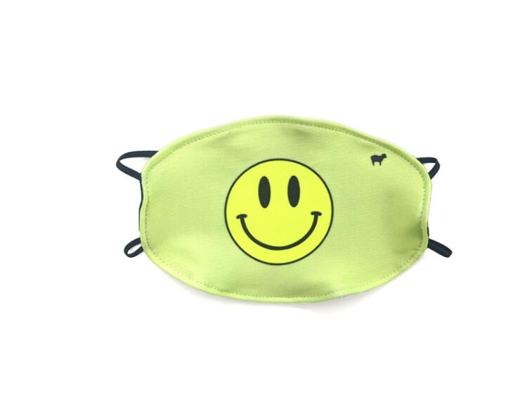 Goldsheep, Kid's Face Mask, Happy Face