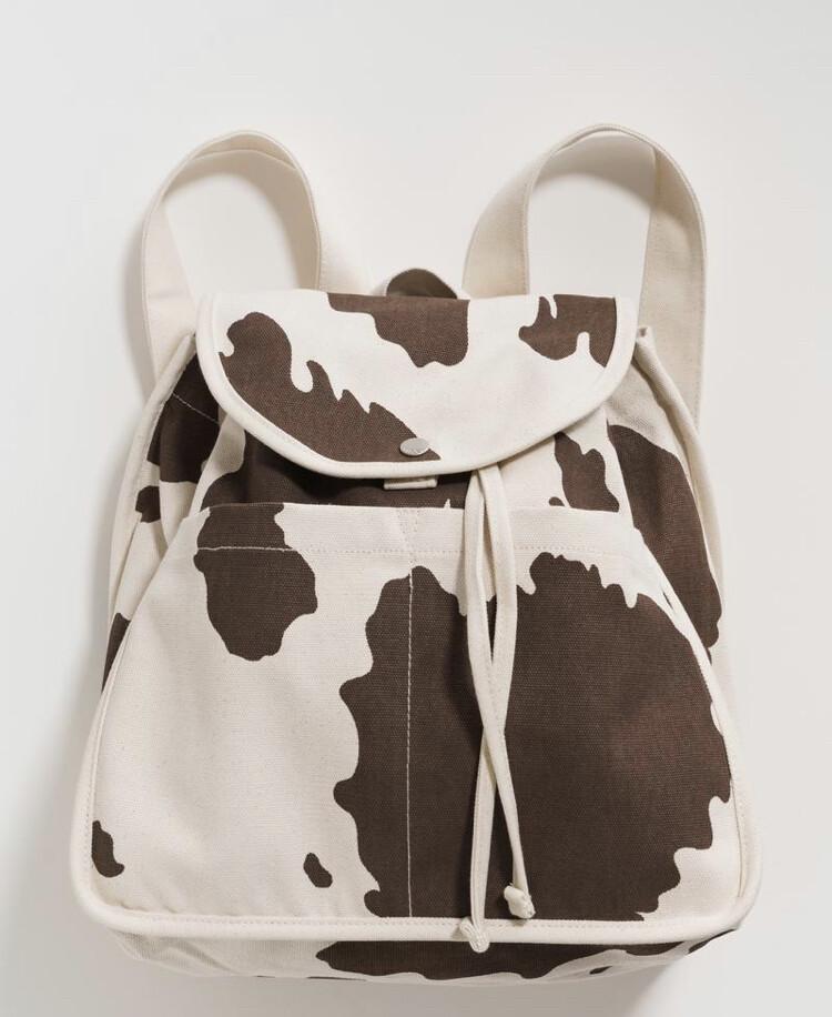 Baggu, Canvas Drawstring Backpack