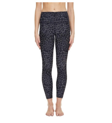 Nancy Rose, Brandy Pant, Slate Cheetah Print