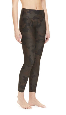 Nancy Rose, Warrior Pant, Dark Green Camo
