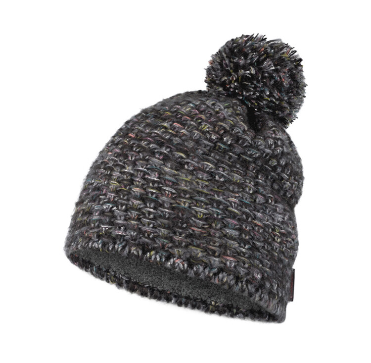 Buff, Grete Knitted/Fleece Hat, Castle