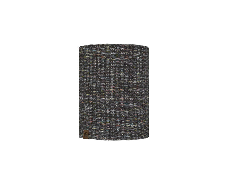 Buff, Grete Knitted/Fleece Neckwarmer, Castle