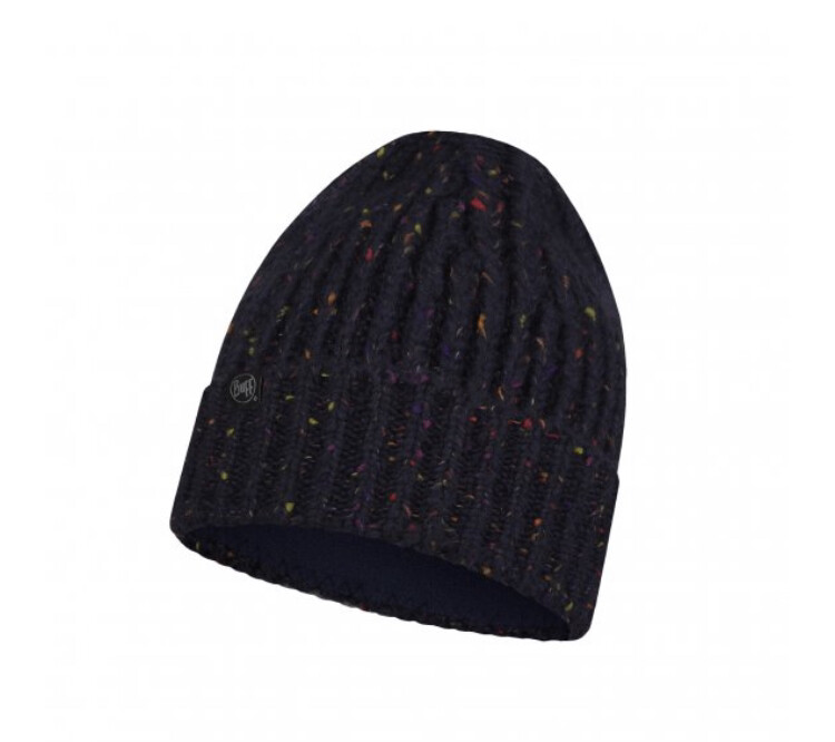 Buff, Kim Knitted/Fleece Hat, Night
