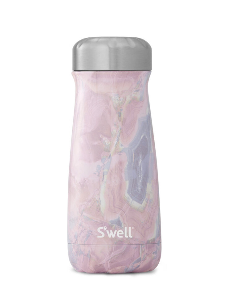 S'well, 16oz, Traveler, Geode Rose